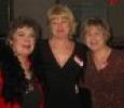 Dolores, Margaret and Pat (Pat Winning Door Prize - Clyde's Gift Certficate)