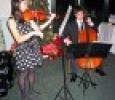 Violin and Guitarist Duo