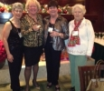 Joanne Esposito, Janice Shea, Janet Findley and Barbara Kaminsky