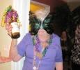Lillian Brodeur - Winner of Best Mask