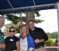 L-R; Kevin and Kathy Severin, Susan and John Ragland