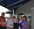 L-R; Jack Crews, Gil Herlich, Claudia Crews; Ann Herlich, Margaret Nichols and Patricia Cantelmi
